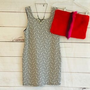 TopShop womens sleeveless mini dress, Sz US 10
